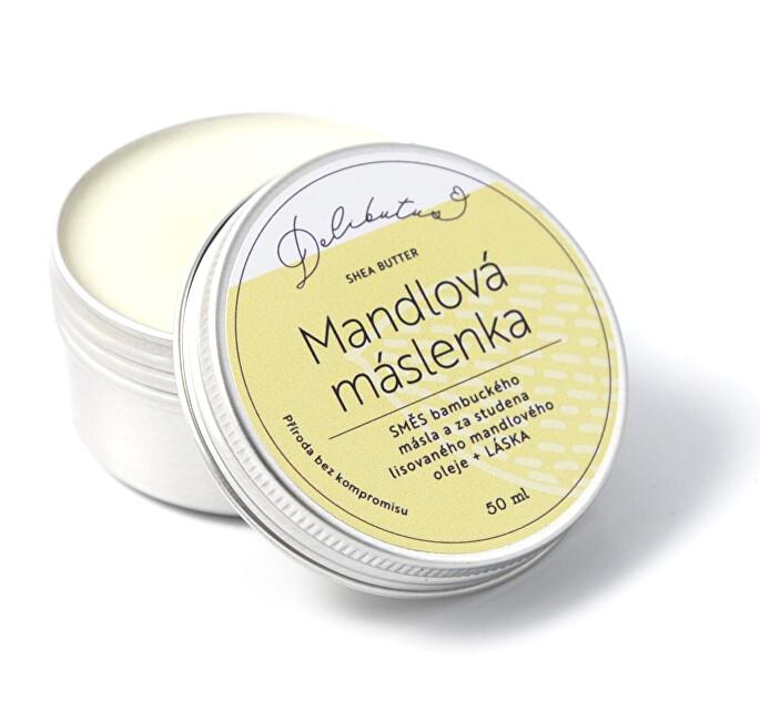 Zobrazit detail výrobku Delibutus Mandlová máslenka 50 ml