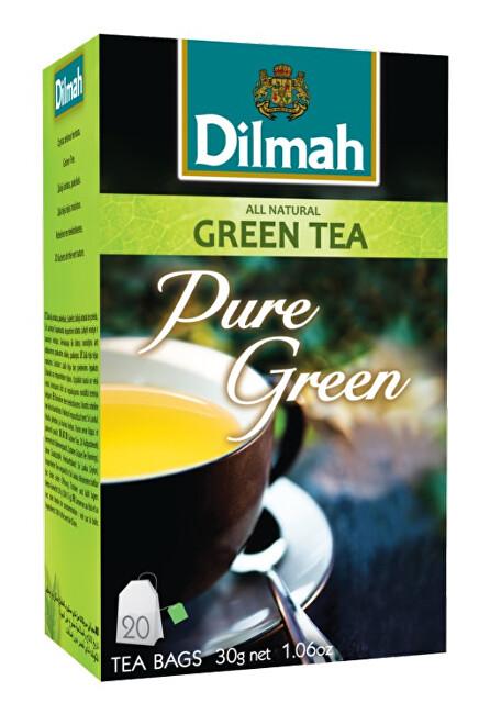 Zobrazit detail výrobku Dilmah Čaj zelený 20 ks