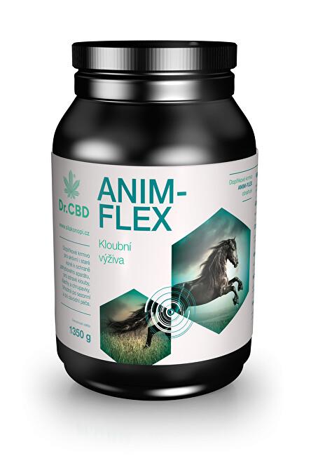 Zobrazit detail výrobku Dr. CBD Anim-flex doplňkové krmivo pro koně 1350 g