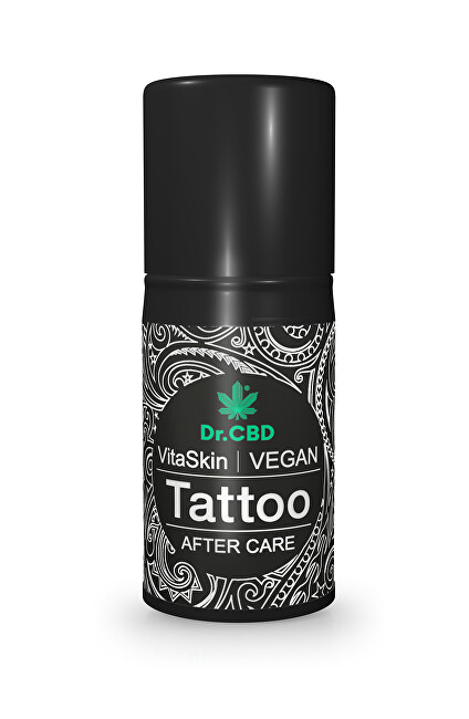 Zobrazit detail výrobku Dr. CBD VitaSkin Tattoo Vegan after care s CBD 30 ml