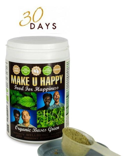 Zobrazit detail výrobku For long life Make u happy - Green Bases 250 g