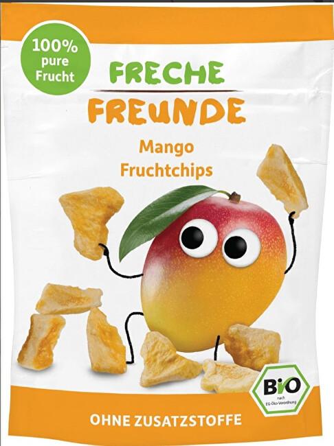 Zobrazit detail výrobku Freche Freunde BIO Ovocné chipsy - 100% Mango 14 g