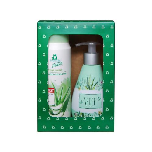 Zobrazit detail výrobku Frosch Frosch dárková sada Aloe vera