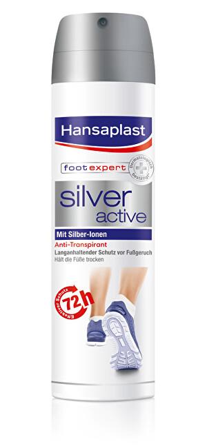 Sprej na nohy Silver Active 150 ml
