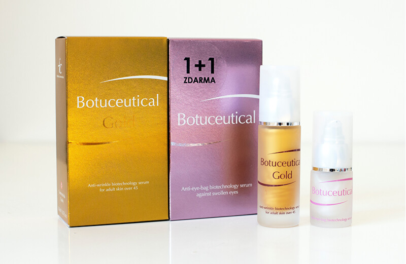 FYTOFONTANA Botuceutical Gold 30 ml  Botuceutical váčky 15 ml