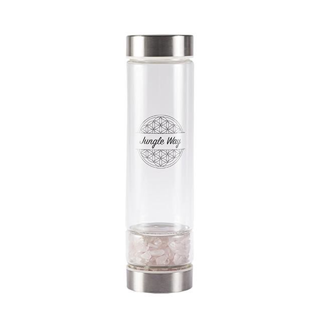 Zobrazit detail výrobku Jungle Way Skleněná láhev s růženínem