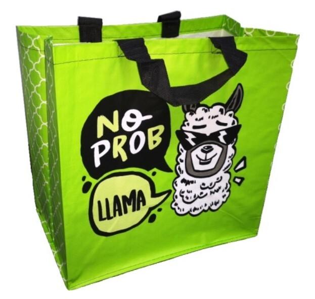 Zobrazit detail výrobku KPPS Taška lamino 24 l LAMA zelená