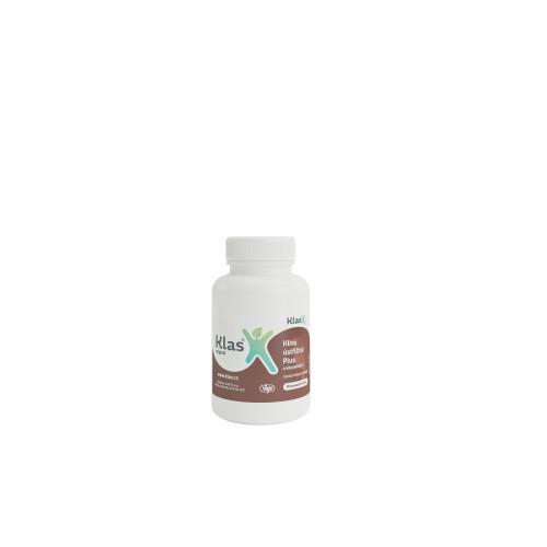 Zobrazit detail výrobku Klas Hlíva ústřičná Plus s vitaminem C 90 tablet