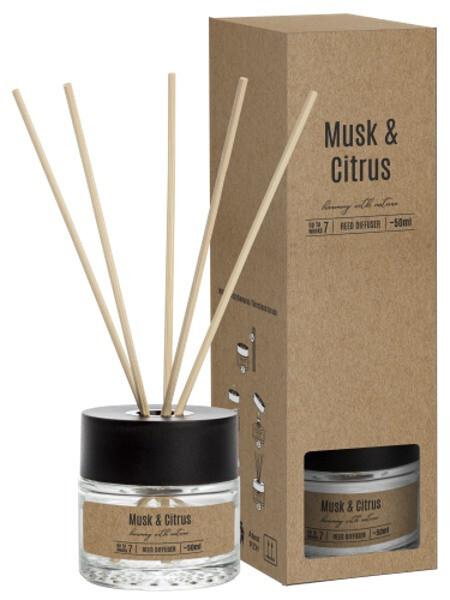 Zobrazit detail výrobku KPPS Difuzér olejový 50 ml Musk & citrus