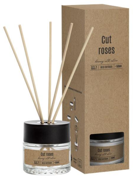 Zobrazit detail výrobku KPPS Difuzér olejový 50 ml řezaná růže