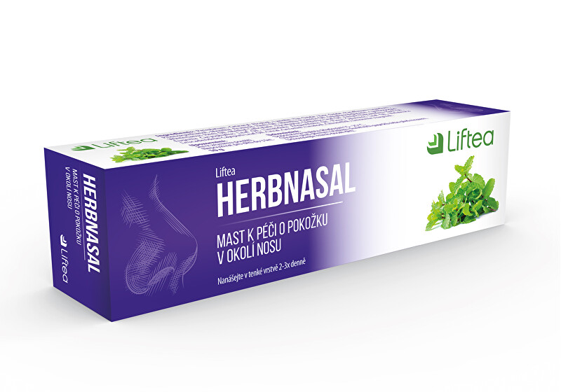 Zobrazit detail výrobku Liftea Herbnasal mast 10 g
