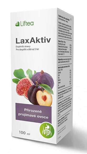 Zobrazit detail výrobku Liftea LaxAkvit sirup 100 ml