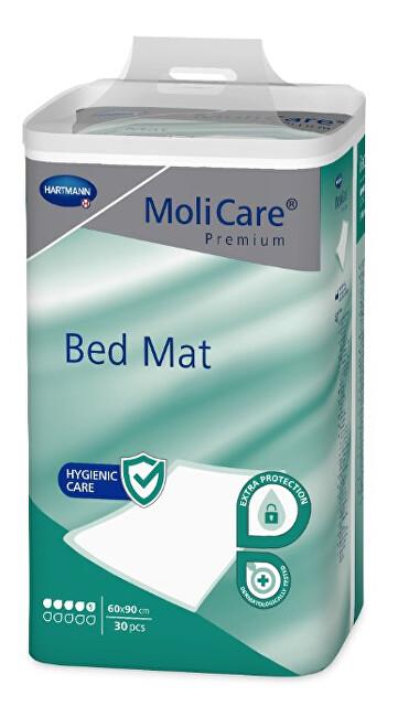 Zobrazit detail výrobku MoliCare Podložky Bed Mat 5 kapek 60 x 90 - 30 ks