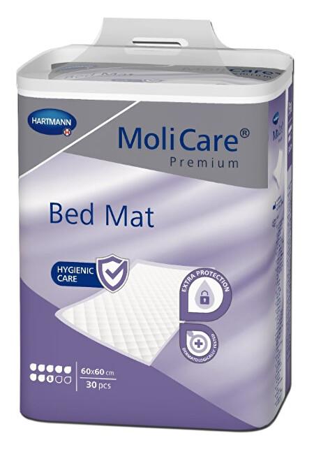 Zobrazit detail výrobku MoliCare Podložky MoliCare Bed Mat 8 kapek 60 x 60 30 ks
