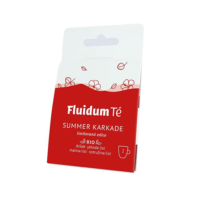 Zobrazit detail výrobku FLUIDUM TÉ Summer Karkade BIO 2 x 10 ml
