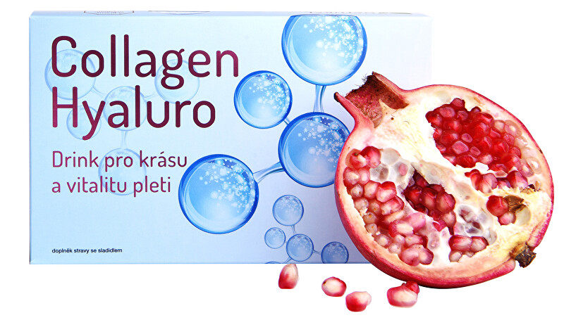 Natural Medicaments Collagen Hyaluro 30 sáčků