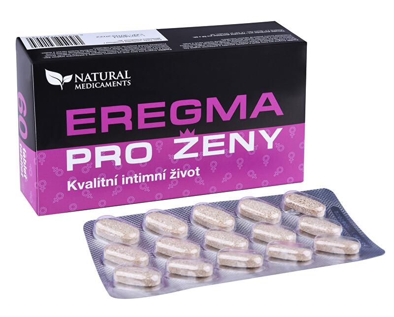 Zobrazit detail výrobku Natural Medicaments Eregma pro ženy 60 tablet - SLEVA - poškozená krabička