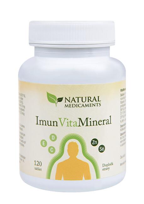 Zobrazit detail výrobku Natural Medicaments Imun VitaMineral 120 tablet
