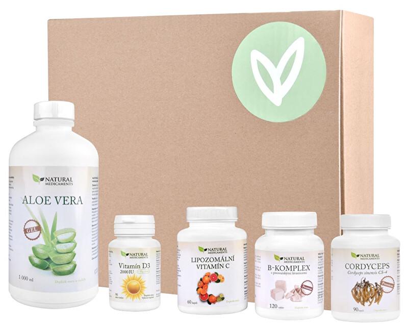 Zobrazit detail výrobku Natural Medicaments Vánoční balíček Natural Medicaments