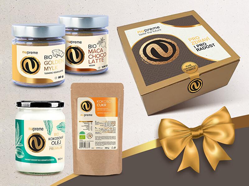 Zobrazit detail výrobku Nupreme Dárkový balíček Na zahřátí