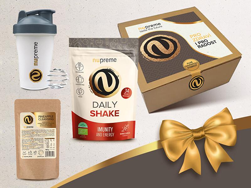 Zobrazit detail výrobku Nupreme Dárkový balíček Shake & Slim