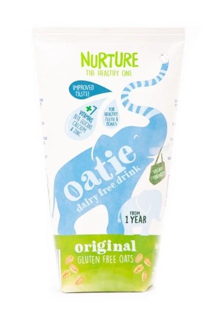 Zobrazit detail výrobku Nurture Oatie Dairy Free Drink Original 200 ml