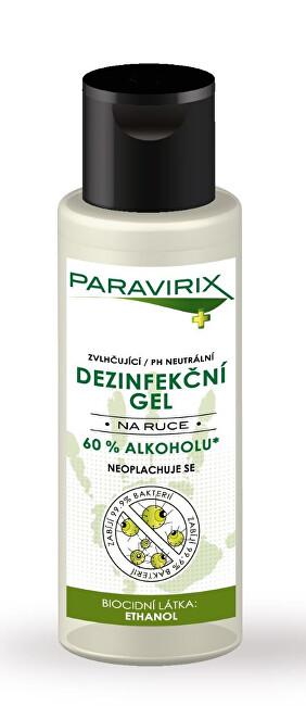 Zobrazit detail výrobku Paravirix Dezinfekční gel na ruce 50 ml