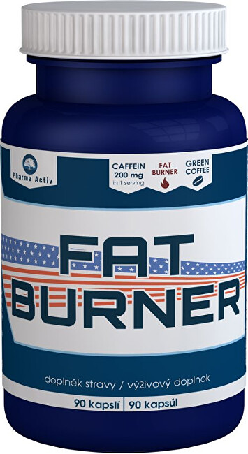 Zobrazit detail výrobku Pharma Activ Fat burner 90 kapslí