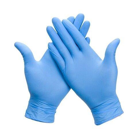 Zobrazit detail výrobku Pharma Activ Rukavice syntetic modré bez pudru L jednorázové 100 ks