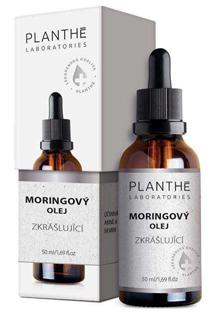Zobrazit detail výrobku PLANTHÉ Laboratories PLANTHÉ Moringový olej zkrášlující 50 ml