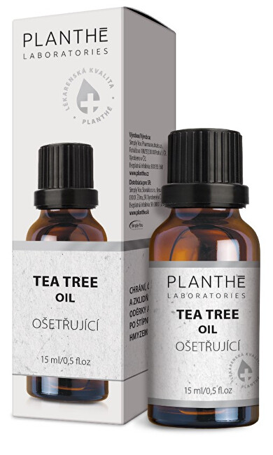 PLANTHÉ Laboratories PLANTHÉ Tea Tree oil ošetrujúci 15 ml