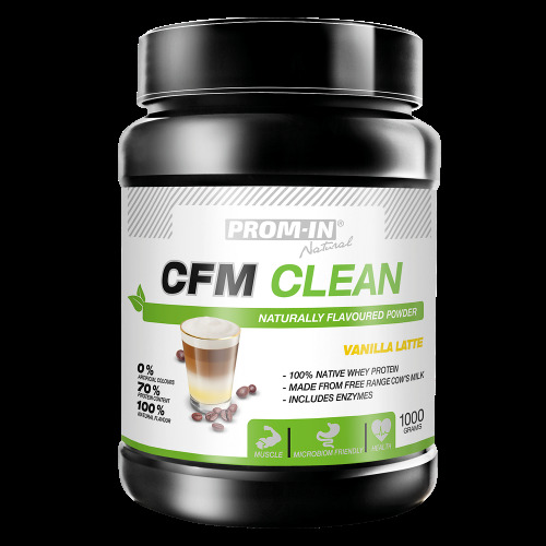 Prom-in CFM Clean 1 kg Vanilla latte