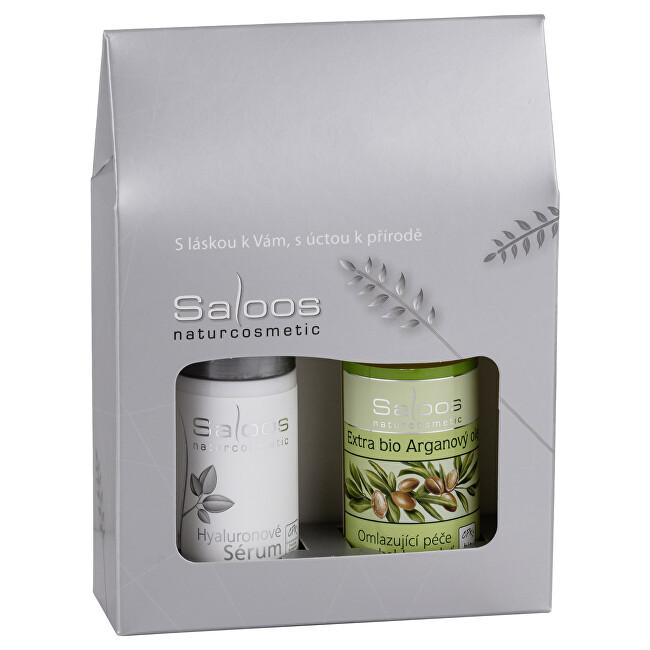 Zobrazit detail výrobku Saloos Dárkový balíček Argan & Hyaluronové sérum
