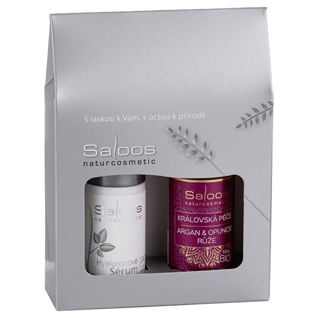 Zobrazit detail výrobku Saloos Dárkový balíček Růže & Hyaluronové sérum