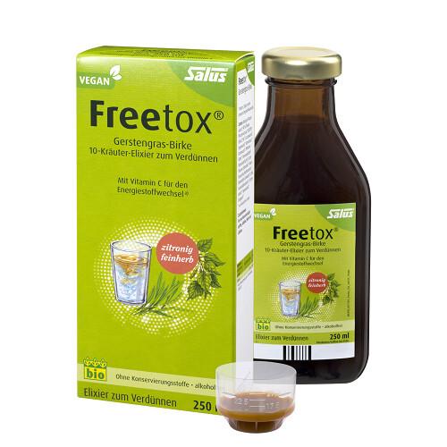 Bylinné tonikum Freetox 250 ml