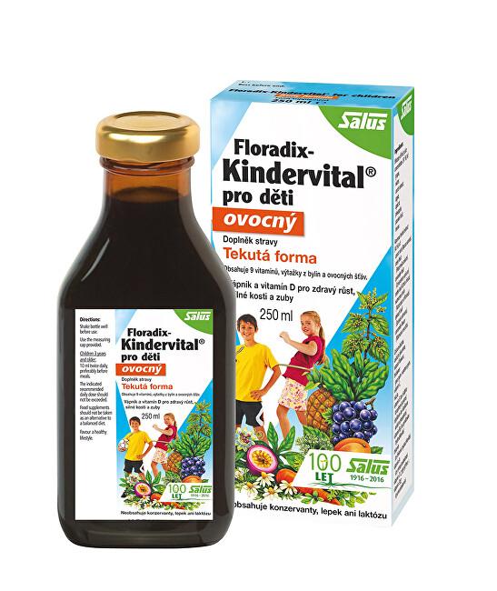 Zobrazit detail výrobku Salus Kindervital 250 ml