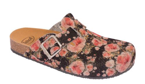 Zobrazit detail výrobku Scholl Zdravotní obuv - GREENY ROSE - Black/Multi 37