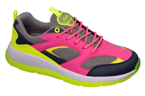 Scholl Zdravotní obuv - MILLENNIAL - Fuchsia/Multi 40