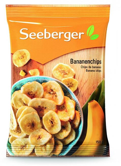 Zobrazit detail výrobku Seeberger Banánové chipsy 150 g