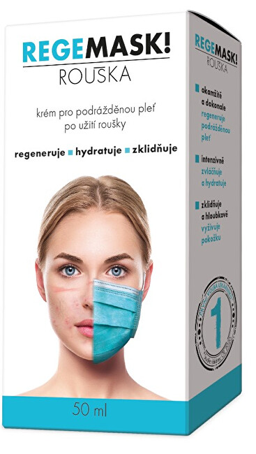 Simply You REGEMASK! Rouška 50 ml