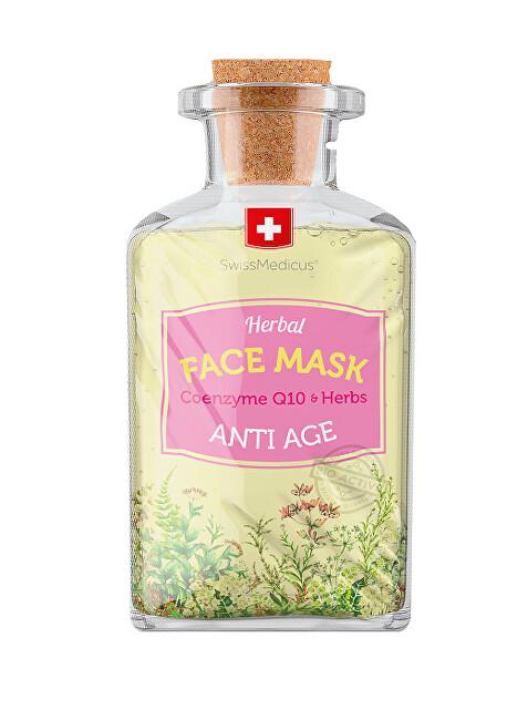 Zobrazit detail výrobku Swissmedicus Herbal Face Mask -  Anti Age 17 ml