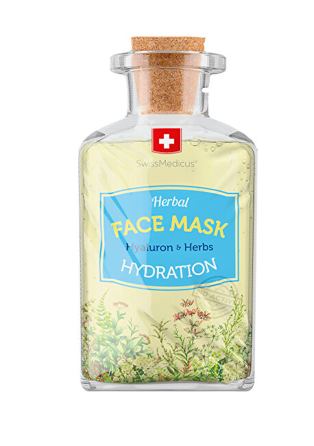 Zobrazit detail výrobku Swissmedicus Herbal Face Mask -  Hydratation 17 ml