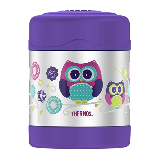 Zobrazit detail výrobku Thermos Dětská termoska na jídlo - sova