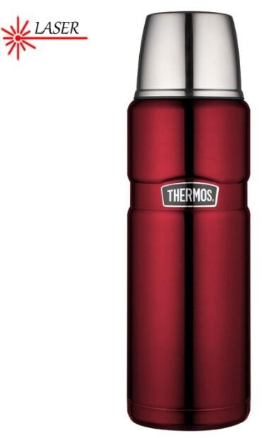 Thermos Termoska na nápoje - červená 1,2 l