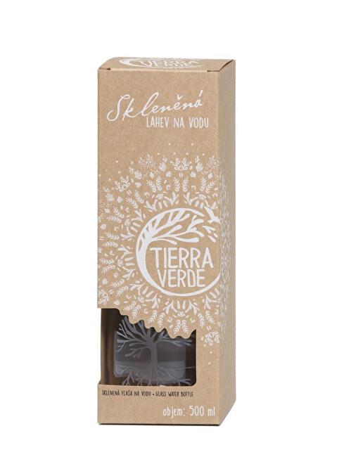Zobrazit detail výrobku Tierra Verde Lahev skleněná na vodu