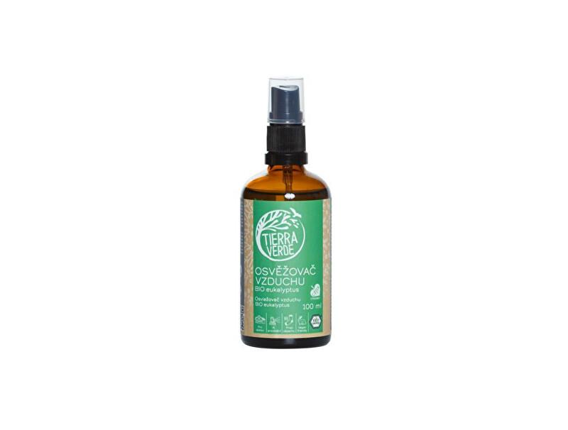 Zobrazit detail výrobku Tierra Verde Osvěžovač vzduchu – BIO eukalyptus (lahvička 100 ml)