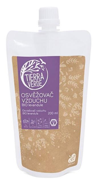 Zobrazit detail výrobku Tierra Verde Osvěžovač vzduchu – BIO levandule - náhradní náplň 200 ml