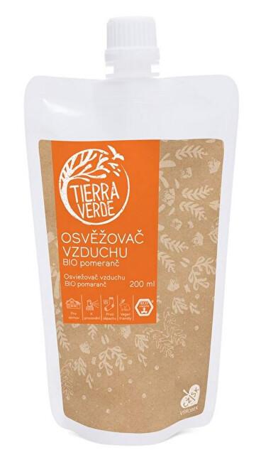 Zobrazit detail výrobku Tierra Verde Osvěžovač vzduchu – BIO pomeranč - náhradní náplň 200 ml