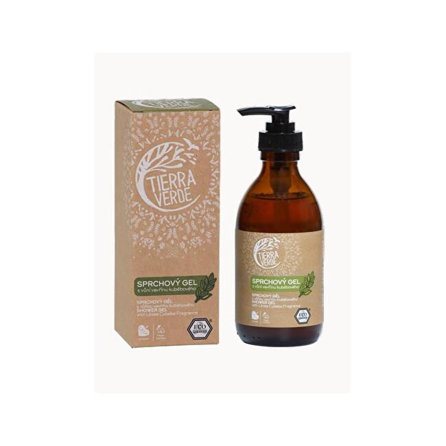 Zobrazit detail výrobku Tierra Verde Osvěžující sprchový gel s vůní vavřínu kubébového 230 ml