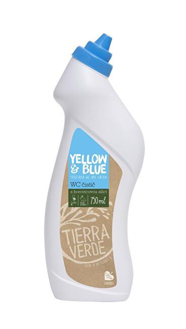 Zobrazit detail výrobku Tierra Verde WC čistič (lahev 750 ml)